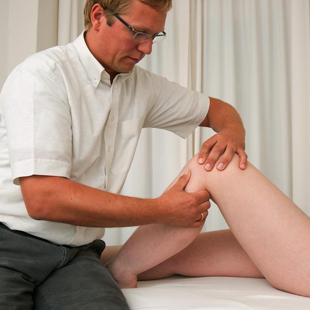 Frank Roder - Behandeling Been