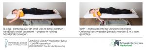 Nieuw oefenprogramma Schouder online 2