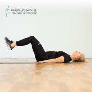 lage rug kracht lower abs