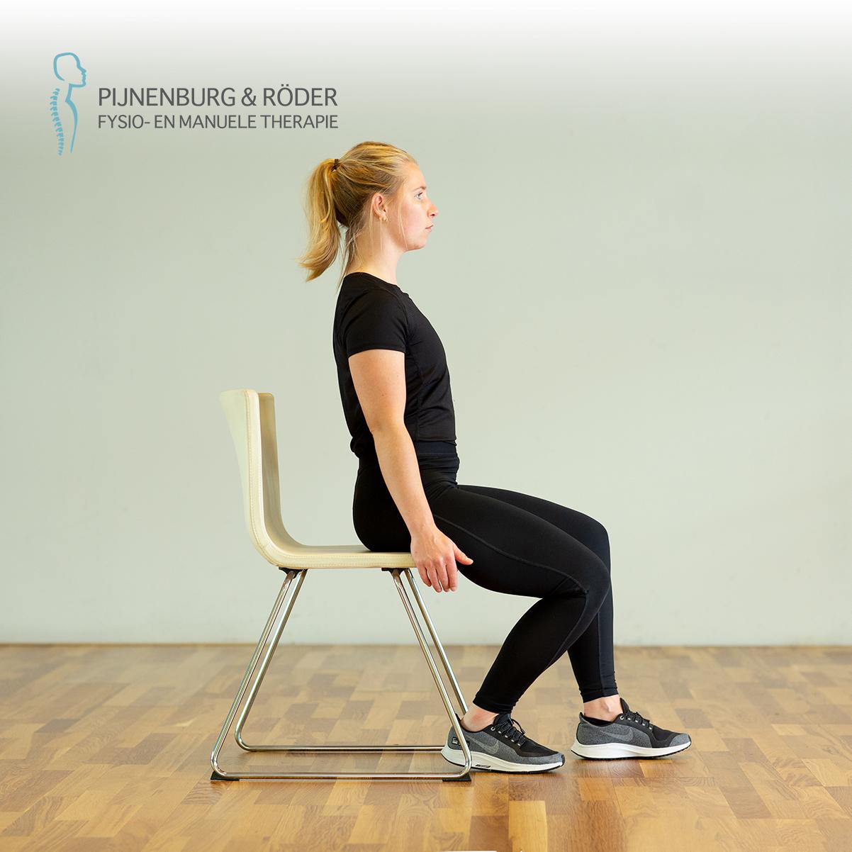 enkel mobiliteit dorsaal flexie