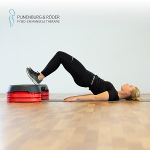 hip thrust with step