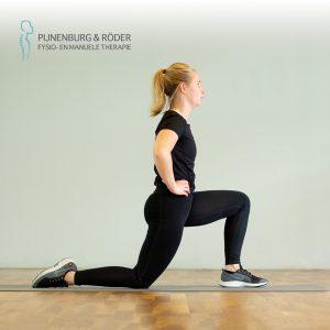 rekoefening iliopsoas