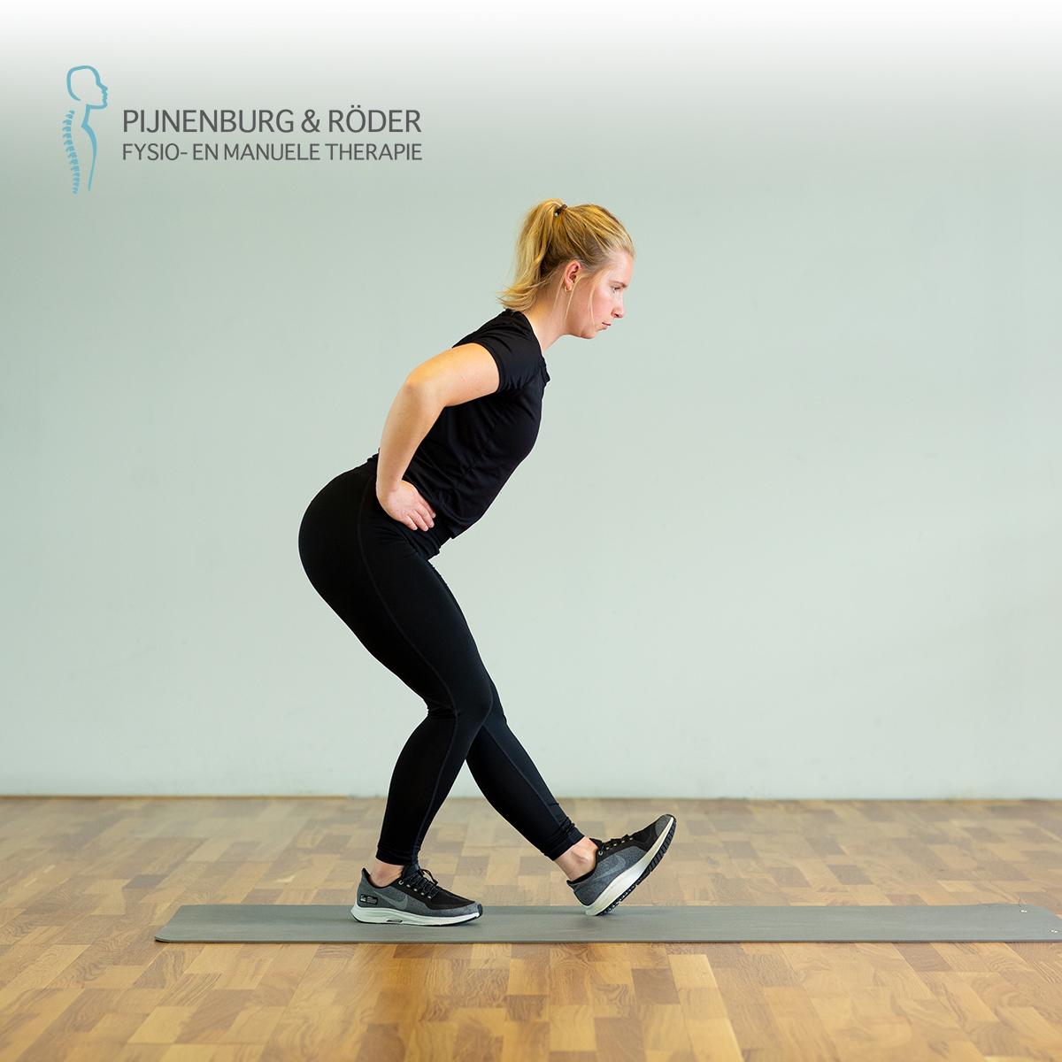 rekoefening hamstring
