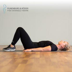 stabiliteit oefening lage rug